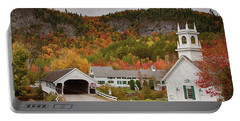 Stark Covered Bridge Portable Battery Charger