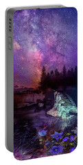 Starry Night Portable Battery Charger