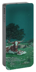 Stars Over Texas Portable Battery Charger