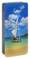 Stay Up 2 Sailing In Anguilla Portable Battery Charger