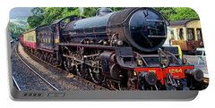 Steam Locomotive 1264 Nymr Portable Battery Charger
