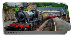 Steam Locomotive Wales Portable Battery Charger