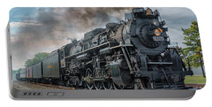 Steam Train  Portable Battery Charger