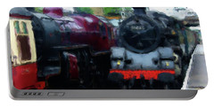 Steam Trains Portable Battery Charger