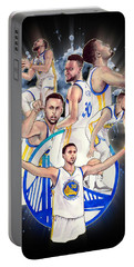 Stephen Curry Portable Battery Charger