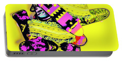 Still Life Street Skate Portable Battery Charger