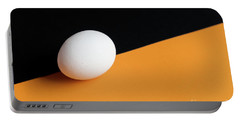 Still Life With Egg Portable Battery Charger