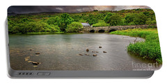Stone Bridge Llanberis Wales Portable Battery Charger