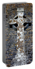 Stone Irish Cross Portable Battery Charger