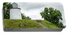 Stony Point Lighthouse Portable Battery Charger