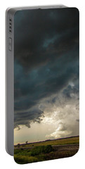 Storm Chasin In Nader Alley 012 Portable Battery Charger