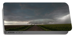 Storm Chasin In Nader Alley 025 Portable Battery Charger
