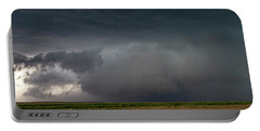 Storm Chasin In Nader Alley 030 Portable Battery Charger