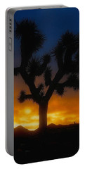 Stormy Sunrise Portable Battery Charger