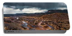 Stream And A Storm Portable Battery Charger