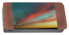 Streaming Sunset Portable Battery Charger
