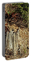 Stump In Swamp Portable Battery Charger