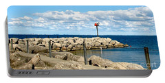 Sturgeon Point Marina On Lake Erie Portable Battery Charger