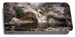 Suchurum Waterfall, Karlovo, Bulgaria Portable Battery Charger