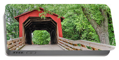 Sugar Creek Covered Bridge Portable Battery Charger