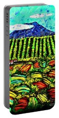 Sumatra Coffee Plantation Portable Battery Charger
