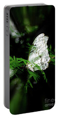 Summer Azure Butterfly Portable Battery Charger