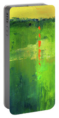 Summer Green Portable Battery Charger