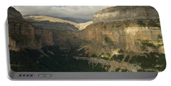 Portable Battery Charger featuring the photograph Summer Magic In The Ordesa Valley by Stephen Taylor