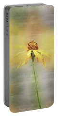 Summer's Reward In Digital Watercolor Portable Battery Charger