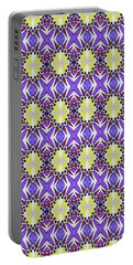 Sun Abstract Portable Battery Charger