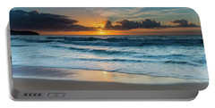 Sun Glow Seascape Portable Battery Charger