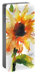 Sunflower Too - A Study Portable Battery Charger