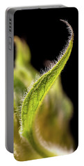 Sunflower Leaf Portable Battery Charger