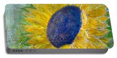 Sunflower Praises Portable Battery Charger