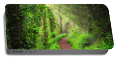 Portable Battery Charger featuring the photograph Sunrise Avenue by Edmund Nagele