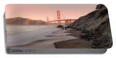Sunrise In San Fransisco- Portable Battery Charger