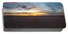 Sunrise Over The Mara Portable Battery Charger