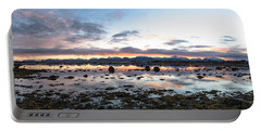 Sunrise Over The Marsh Portable Battery Charger