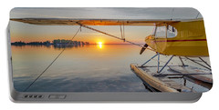 Sunrise Seaplane Portable Battery Charger