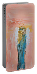 Sunset Angel Portable Battery Charger