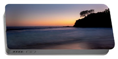 Sunset At Abalone Cove Portable Battery Charger