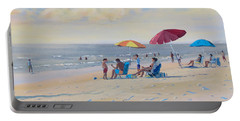 Sunset Beach Observers Portable Battery Charger