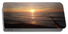 Sunset Blackpool Portable Battery Charger