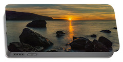 Sunset In Balandra Portable Battery Charger