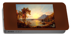Cropsey Digital Art Portable Battery Chargers
