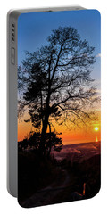 Sunset - Monte D'oro Portable Battery Charger