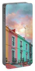 Sunset Street Portable Battery Charger