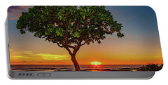 Sunset Tree Portable Battery Charger