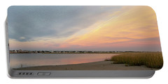 Sunset West Dennis Cape Cod Portable Battery Charger