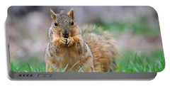 Super Cute Fox Squirrel Portable Battery Charger